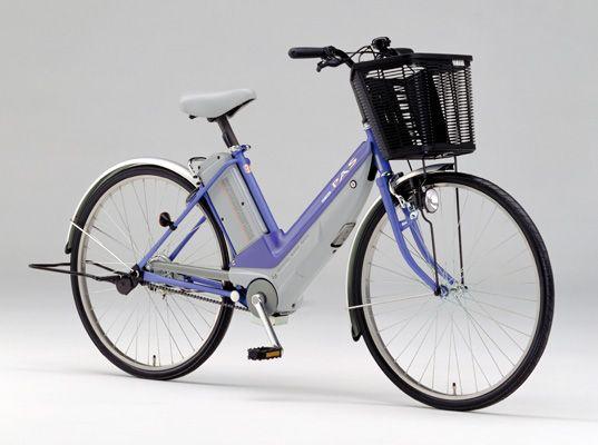 velo Pass Yamaha le premier vélo à assistance électrique Yamaha