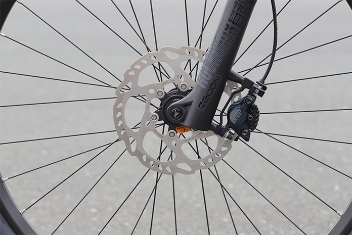 roue avant VTT Yamaha YPJ-XC (10)