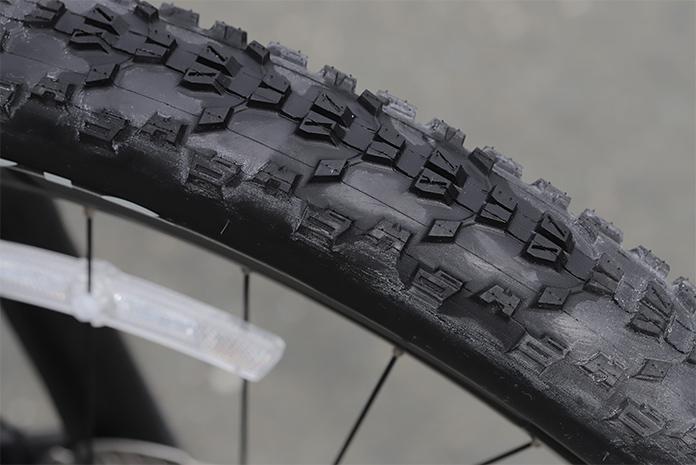pneus VTT Yamaha YPJ-XC
