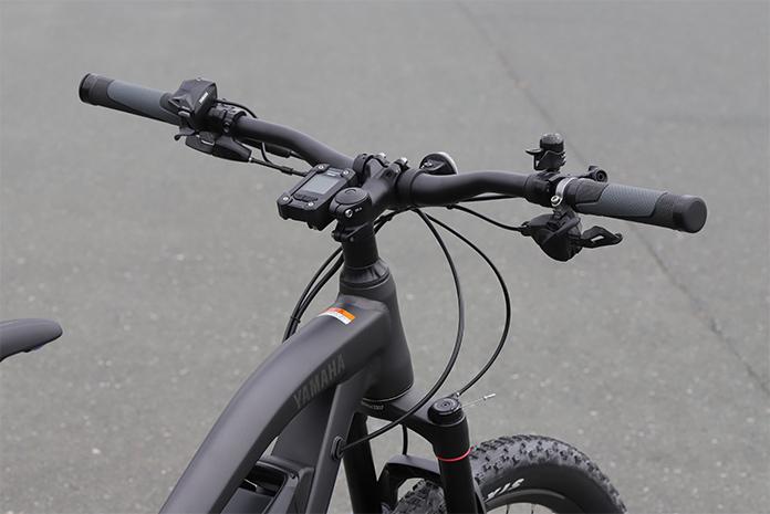 guidon VTT Yamaha YPJ-XC