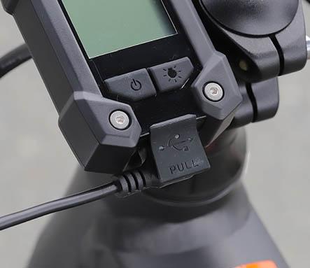 prise usb VTT Yamaha YPJ-XC (6)