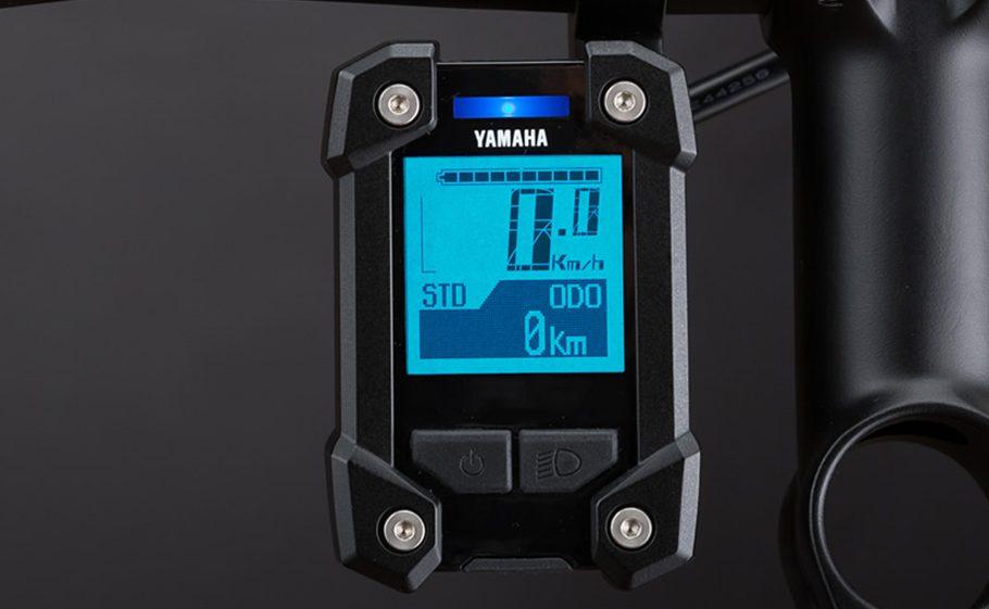 COMPTEUR LCD MULTIFONCTIONS POUR LE YAMAHA CROSS CORE