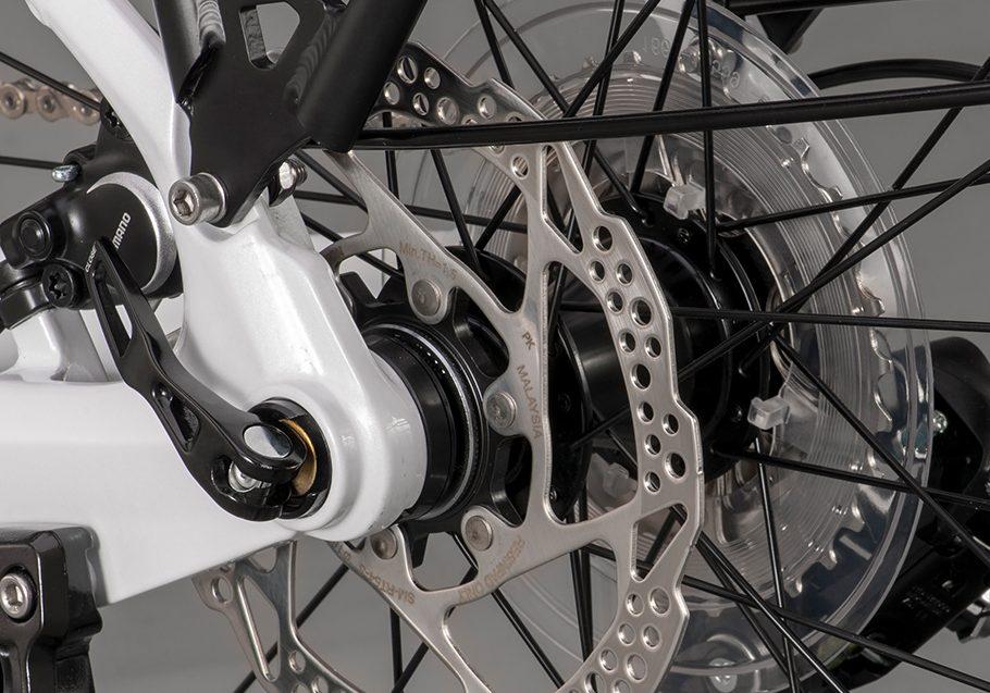 capteur de vitesse velo Yamaha Cross Connect (5)